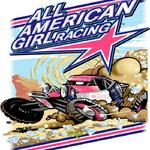 This design was for the All American Girl racing team with Robyn and Beccy Gordon.