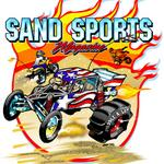 A design for our buddies at Sand Sports magazine.